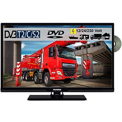 Telefunken T24X740 MOBIL DVD TV 24