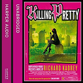 Killing Pretty     Sandman Slim, Book 7              By:                                                                                                                                 Richard Kadrey                               Narrated by:                                                                                                                                 MacLeod Andrews                      Length: 9 hrs and 47 mins     24 ratings     Overall 4.6