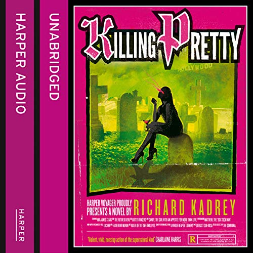 Killing Pretty audiobook cover art