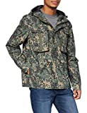 Superdry Dress Code Cagoule Chaqueta, Verde (Leopard Camo 3bw), S para Hombre