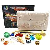 fllyingu Kit de Excavación Rocks and Minerals Education Set, Piedras Preciosas, Kit de Gemas para Niños Regalo Infantil para Aprender Ciencias de la Arqueología