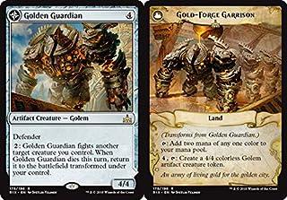 Golden Guardian // Gold-Forge Garrison - Rivals of Ixalan