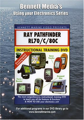 RAYMARINE PATHFINDER RL70 PLUS RADAR