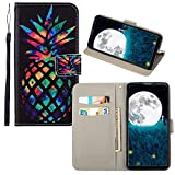 JZ For Nokia6.1 Wallet Phone Case,[Paintings Series] PU