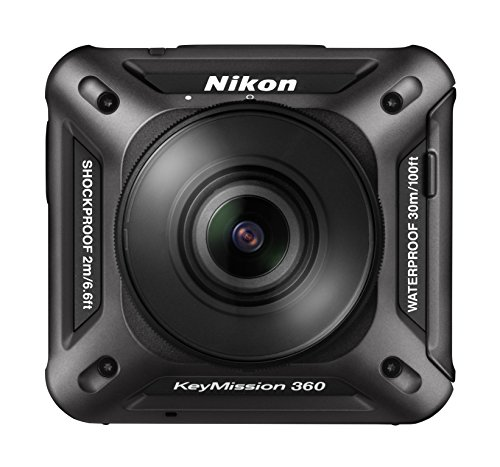 Nikon KeyMission 360 - Compact Action Camera per foto e video a...