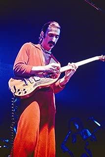 Frank Zappa 18x24 Poster