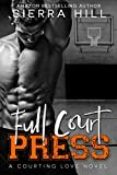 Full Court Press: A College Sports Romance (Courting Love Book 1) (English Edition)
