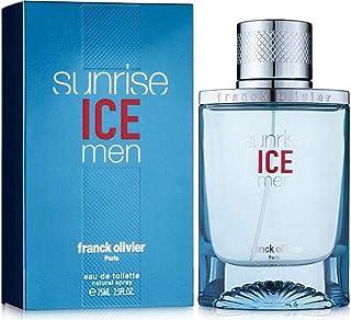 Franck Olivier Sunrise Ice for Men Eau de Toilette 75ml