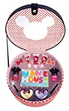 Minnie Mouse - Caja sombrerero de maquillaje (Markwins 9321500)