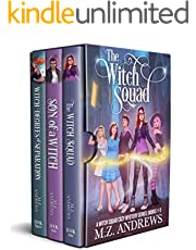 The Witch Squad Cozy Mystery Series Books 1 - 3 (The Witch Squad Cozy Mystery Series Bundle)