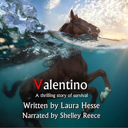 Valentino audiobook cover art