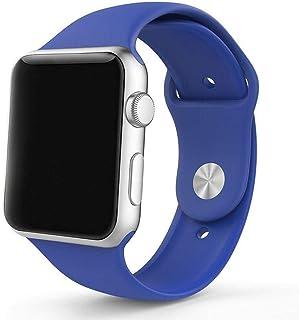 Sport Band for Apple Watch 42mm, Dark Blue , 2724451707469