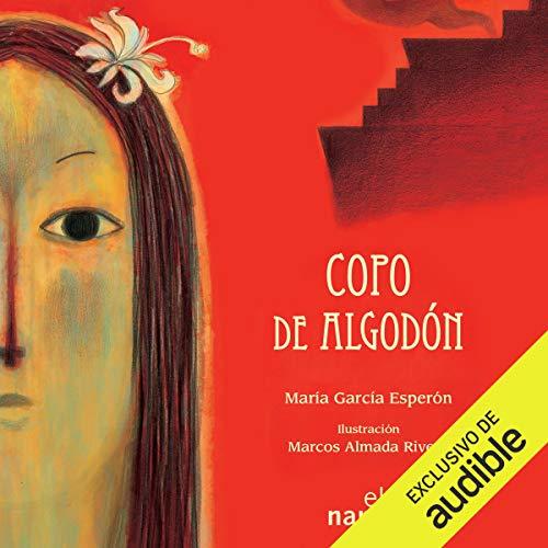 Diseño de la portada del título Copo de Algodón