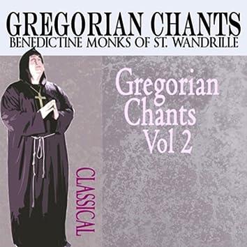 Gregorian Chants, Vol. 2