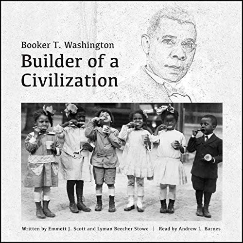 Booker T. Washington cover art