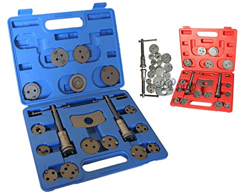Repousse piston arretratori pour pistons de freins Démontage disques 18 pièces