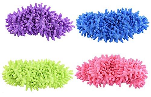 Skridskor – 4-pack – galoscher – gästskor – lila – golv – parkett – återanvändbar rosa – originella presentidéer – gul – se på tv – ljusblå – utmärkt kvalitet