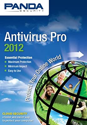 Panda Antivirus Pro 2012 1 PC [Download]