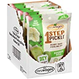 Mrs. Wages 1 Step Pickle Kosher Dill Ready-Made Pickling Mix, 7.01 Ounce (Pack of 6)