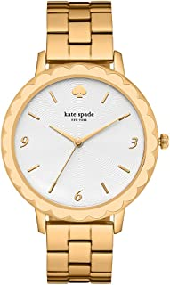 Kate Spade Women's KSW1494 Analog Quartz Gold Watch