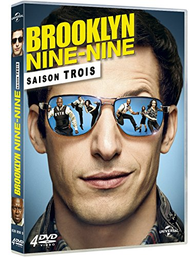 Coffret Brooklyn Nine, Saison 3