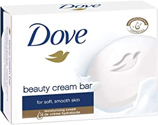 Dove Original Beauty Cream Bar White Soap 100 G / 3.5 Oz Bars (Pack of 12) by Dove