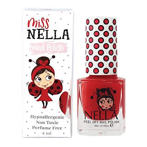 Miss Nella CLASS CLOWN- Esmalte rojo especial uñas