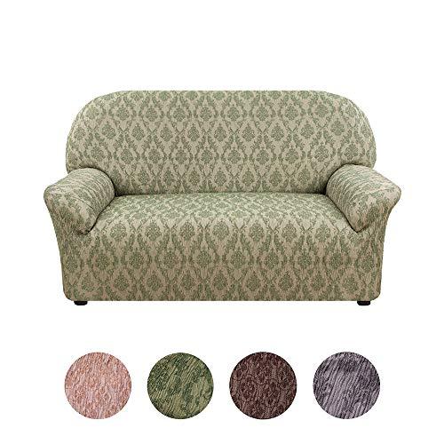 CASATEXTIL by Canete Sofa Cover ORNA 2 Seater 52 piastachio
