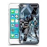 Head Case Designs sous Licence Officielle Batman DC Comics #615 Aile de Nuit Couverture Hush Coque Dure pour l'arrière Compatible avec Apple iPod Touch 5G 5th Gen