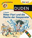 Lesedetektive Mal mit! - Ritter Flori und die Rache der