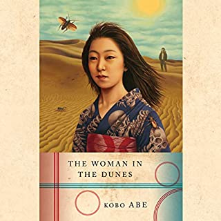 The Woman in the Dunes audiobook cover art