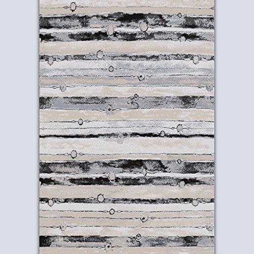 ASL Table basse Salon Chambre Étude Sofa Art Ink Peinture Mash Up Carpet Simple Modern Process Thicker Soften Mats sos (Couleur : #1, taille : 140 * 200CM)