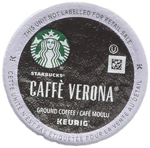 Starbucks Caffe Verona Coffee K-Cups