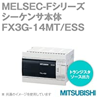 三菱電機 FX3G-14MT/ESS MELSEC-Fシリーズ シーケンサ本体(AC電源・DC入力) NN