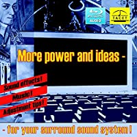MORE POWER & IDEAS FOR YOUR SURROUND SOUND SYSTEM (BLURAY AUDIO)