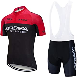 Ciclismo Maillot Hombres Verano Maillot MTB + Culotte Pantal