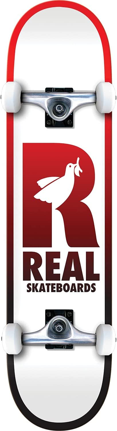 Real Skateboards Be Free Mid Complete 29.3