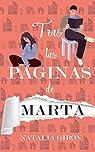 Tras las páginas de Marta par Girón Ferrer