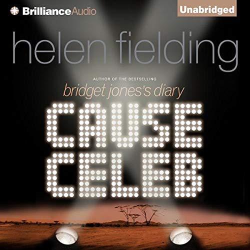 Cause Celeb audiobook cover art