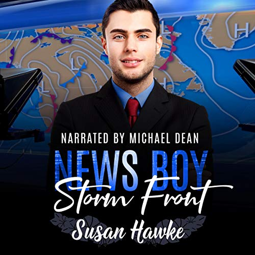 News Boy: Storm Front Audiobook By Susan Hawke cover art