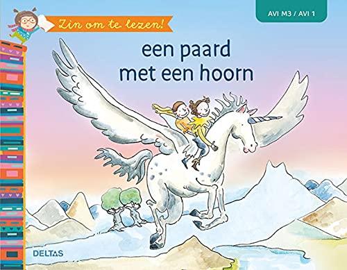 Zin om te lezen! Een paard met een hoorn (AVI M3 / AVI 1)