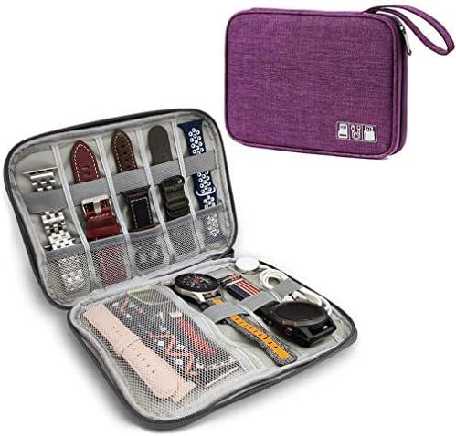 YOOSIDE Watch Bands Storage Bag Smart Watch Band Nylon Waterproof Protable Storage Bag Case product image