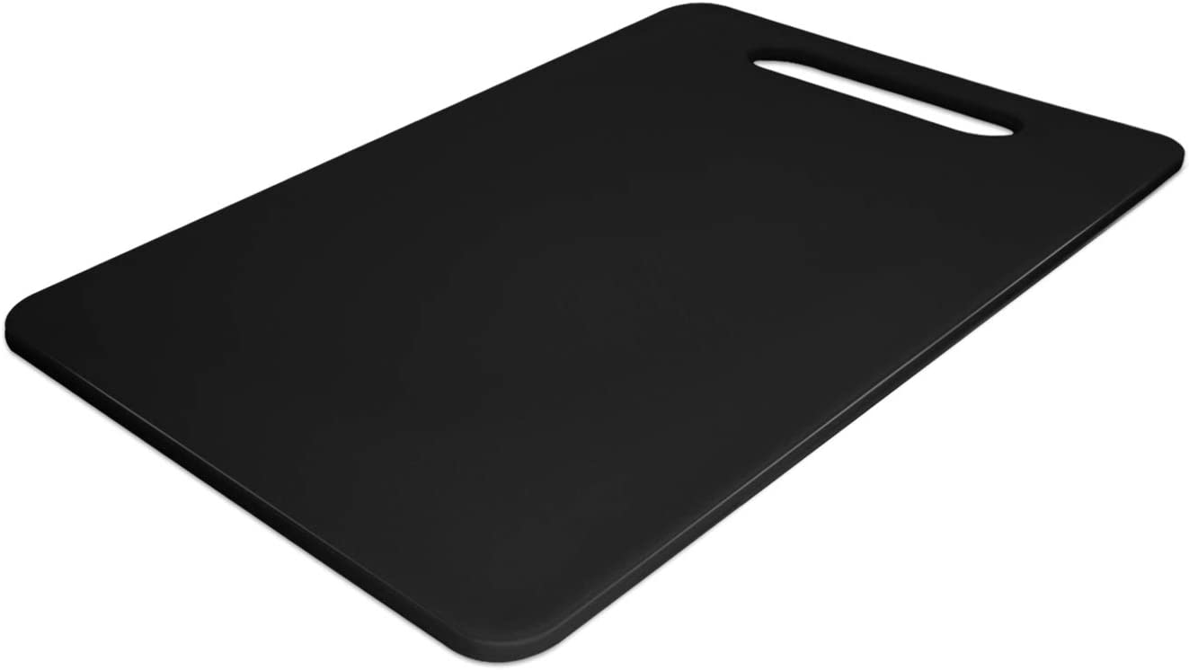 Plastic Utility Cutting Board with PP Seattle Mall Food Materia Safe Handles Year-end gift