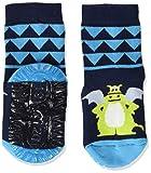 Sterntaler Baby-Jungen FLI Air Drache Socks, Marine, 25/26