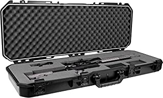 locking gun case for car