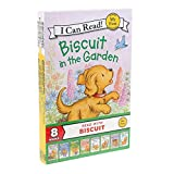 Read With Biscuit My First I Can Read 8 Book Collection