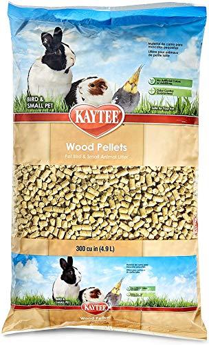 Kaytee Wood Pellets for Pets, 300 cu in (4.9 L)
