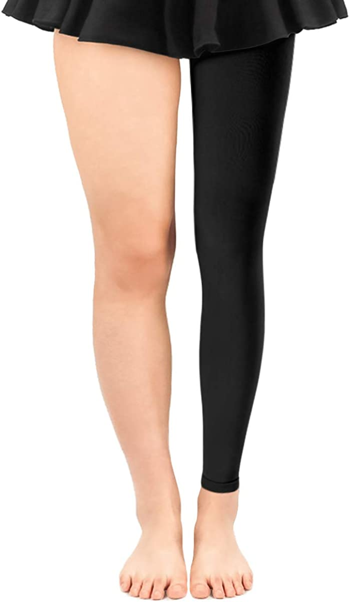 SKYFOXE Fashion Thin Legs Compression Pantyhose Young Lady Women, Opaque Legs Shaper Compression Tights