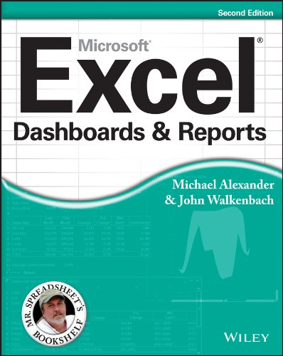 Excel Dashboards and Reports (Mr. Spreadsheet's Bookshelf) (English Edition)