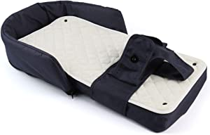 YANGGUANGBAOBEI Portable Baby Crib-Luxe Travel Tent Including Sleeping Mat for Bedroom Travel-Newborn Lounger